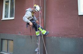 Hef- en hijstoestellen, ladders en toebehoren