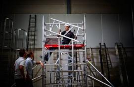 Ladders en stellingen