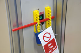 Lockout - Tagout