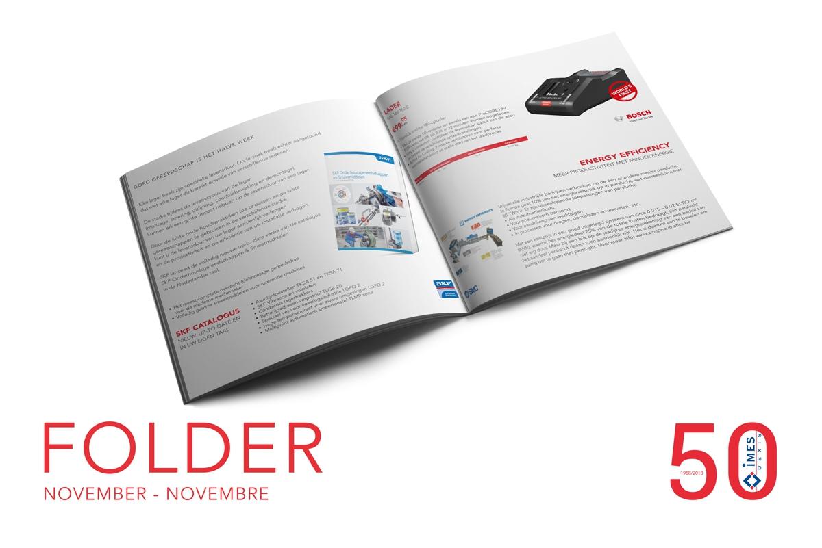 IMES DEXIS Folder november