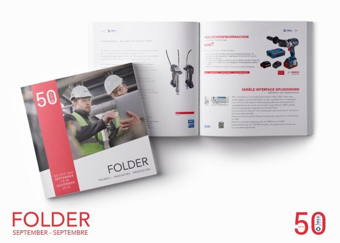IMES DEXIS Folder september